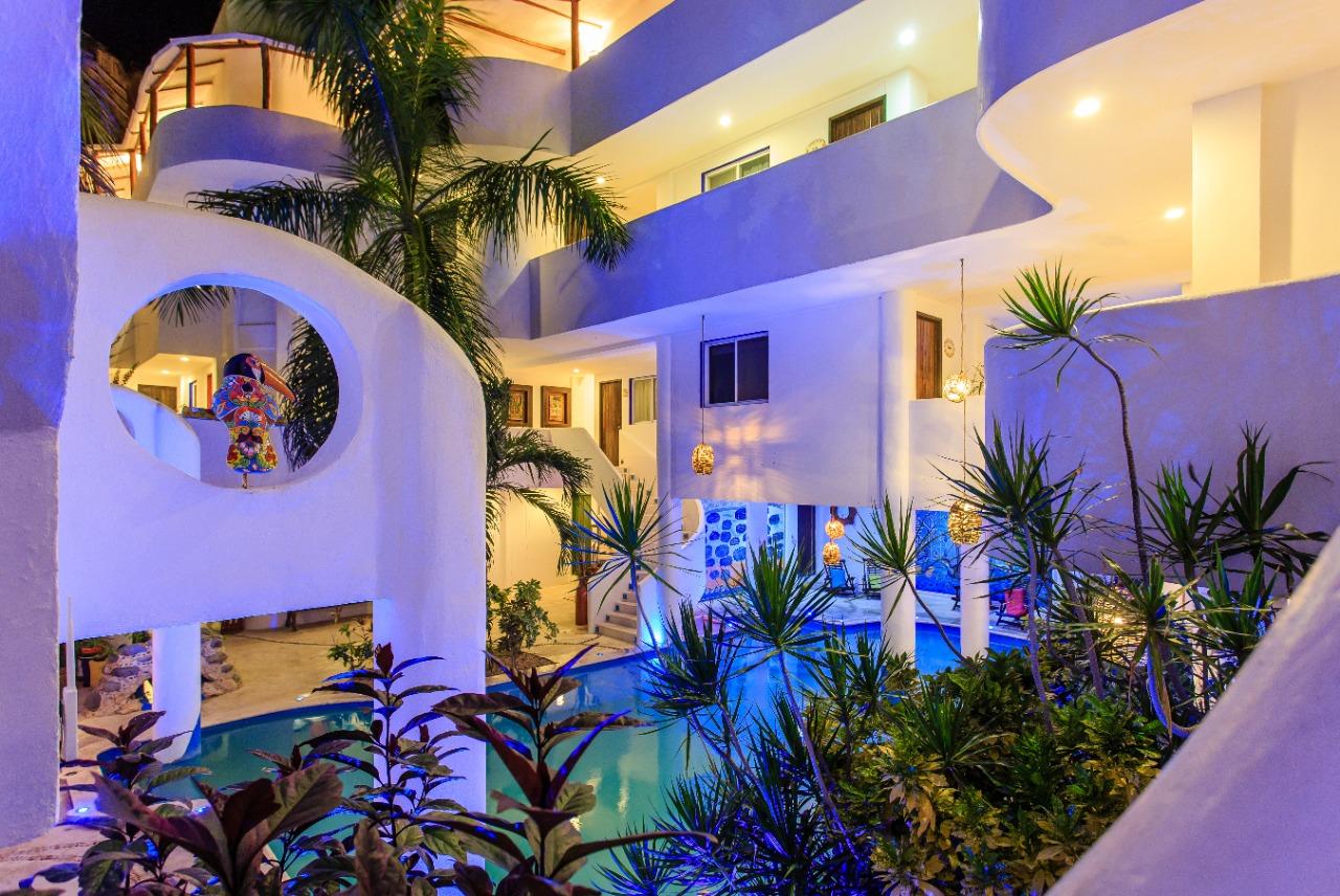 Hotel Matan Ka´an, Bacalar